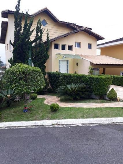 Casa Em Condomínio Para Venda Em Itapecerica Da Serra, Cond. Delfim Verde, 3 Dormitórios, 5 Banheiros, 4 Vagas - 465