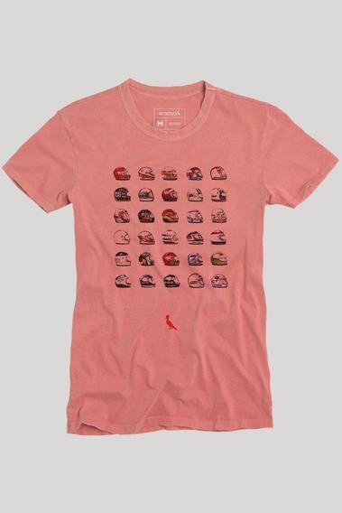 Camiseta Capacetes Reserva