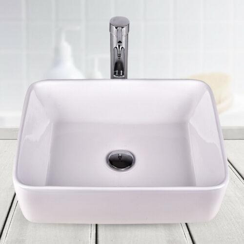 Ceramic Sink A - Baño Recipiente Fregadero Lavabo Bowl -6085
