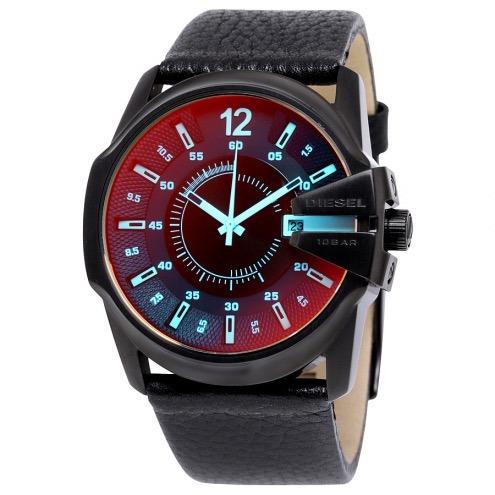 Relógio Masculino Diesel Dz1657 Master Chief Iridescent