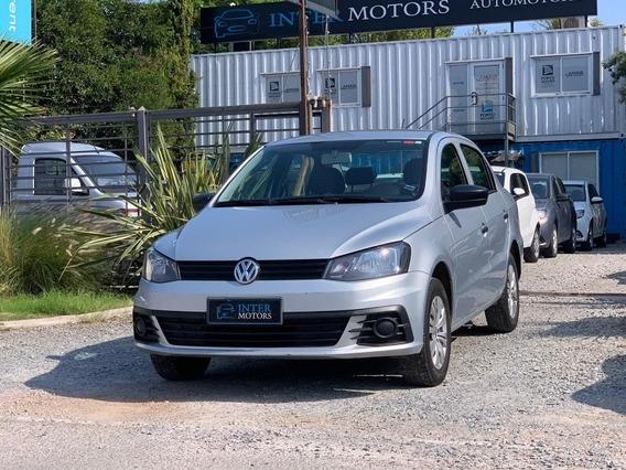 Volkswagen Gol Sedan 1.6 Trendline 101cv 2017
