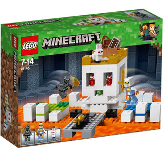 Lego Minecraft Isla Calavera 198pzs 3fig Nuevo Sellado Ofert