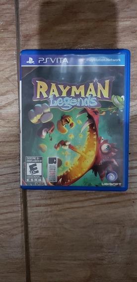 Rayman Legends Ps Vita Português