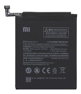 Bateria Pila Xiaomi Mi 5x Mi5x Redmi Note 5(global Ver) Bn31