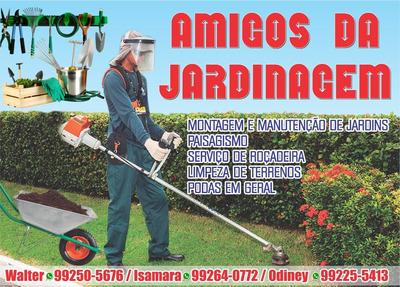 Amigos Da Jardinagem