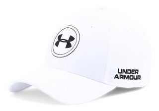 Gorra Under Armour Golf Blitzing 2.0 Blanca M/l