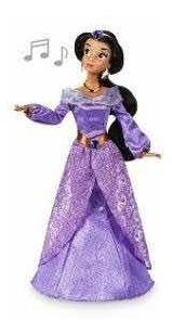 Jasmine Boneca Princesa Que Canta Disney Store Original
