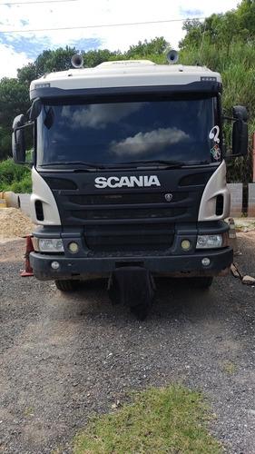 Scania  P 310 6x4