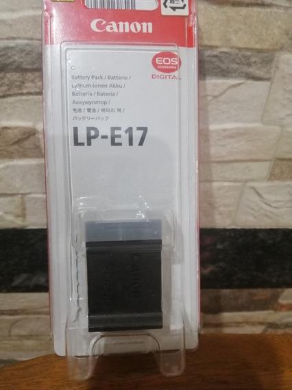 Batería Canon Lp-e17