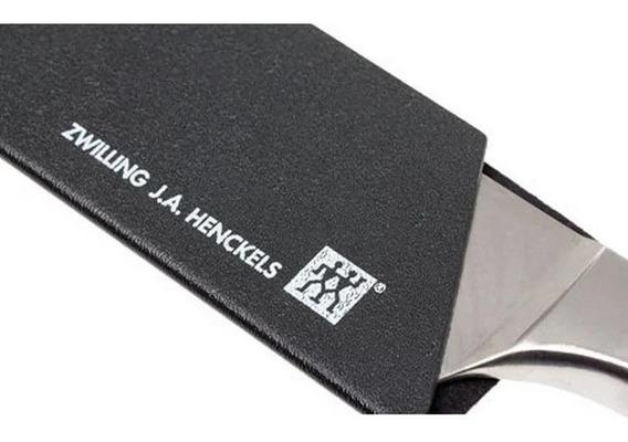 Bainha De Faca Protetor Preto Flexível 265x5x50mm - Zwilling