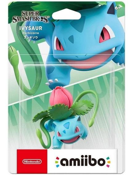 Amiibo Ivysaur Pokemon Switch Wiiu 3ds 2ds