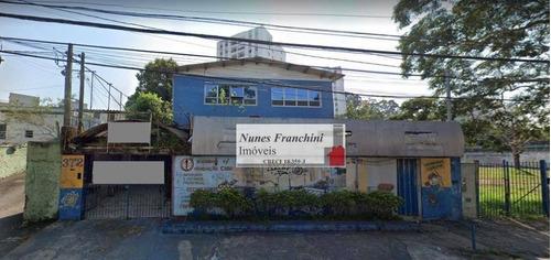 Prédio À Venda, 874 M² Por R$ 2.300.000,00 - Jardim São Bento - São Paulo/sp - Pr0029