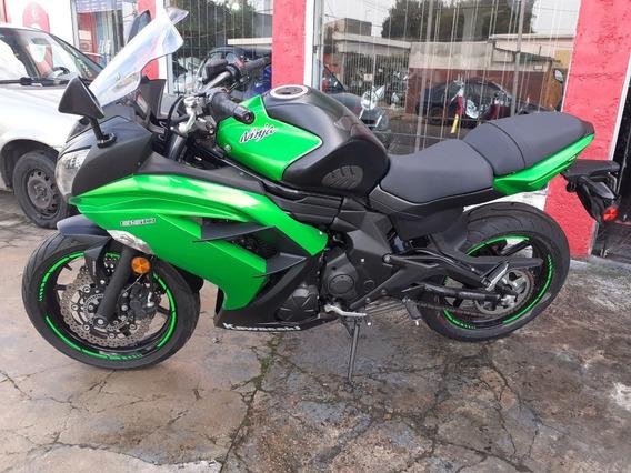 Kawasaki Ninja 650 Exelente Estado.