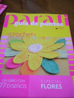 2 Revistas Para Ti Guia De Puntos Crochet 19 Y 23 Palermo En
