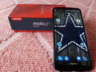 Motorola Moto Z3 Play Original Perfecto Estado