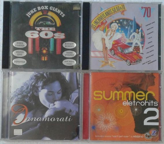 Juke Box Giants / Anos 70 / Innamorati / Summer Eletrohits