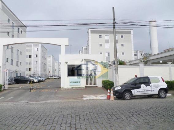 Apartamento Com 2 Dormitórios À Venda, 47 M² Por R$ 160.000 - Vila Urupês - Suzano/sp - Ap0185