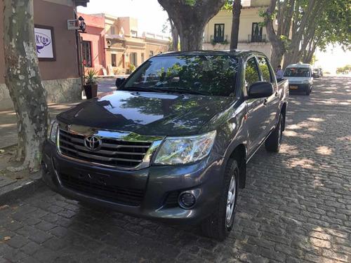Toyota Hilux 2014 2.7 Cd Srv Vvti 4x2