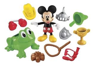 Mickey Mouse Combinaciones Divertidas Fisher Price