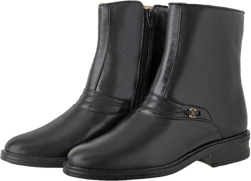 8024496c5 Sapato Boneca Vilela Boots Shoes - Sapatos para Masculino Preto com ...