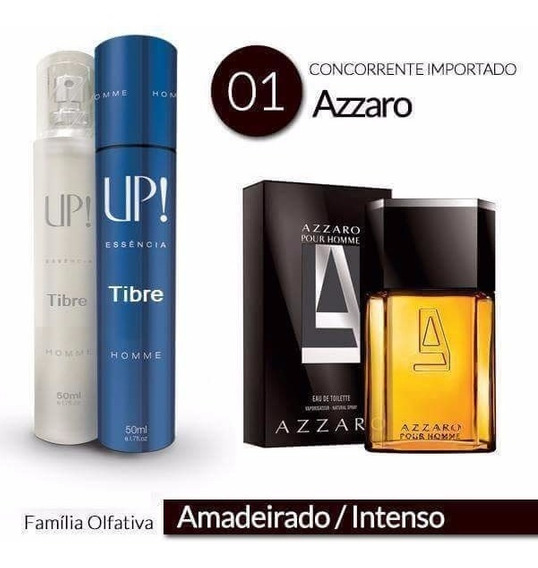 Essências De Perfumes De Importados Concorr.(azarro)
