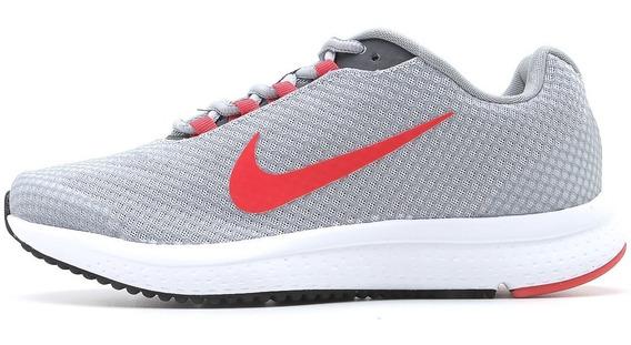 Tênis Nike Runallday Cinza Feminino