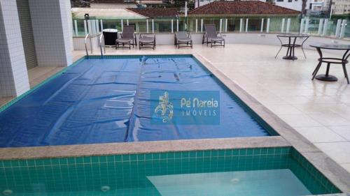 Imagem 1 de 19 de Apartamento Com 2 Dormitórios À Venda, 102 M² Por R$ 550.000,00 - Vila Assunção - Praia Grande/sp - Ap0715