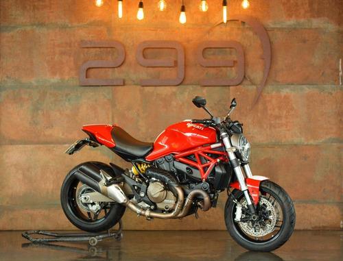 Ducati Monster 821 2015 | Conservadíssima Com 19.388kms