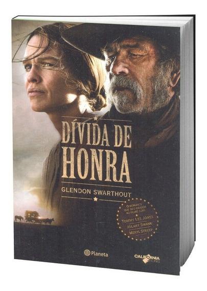 Livro Dívida De Honra Faroeste Velho Oeste Romance Planeta