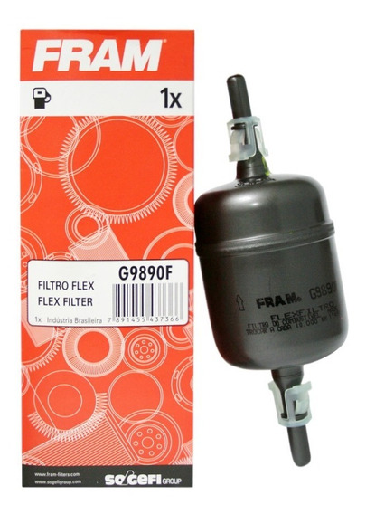 Filtro Combustível Universal Fram G9890f