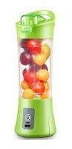 Mini Liquidificador Mixer Juice Usb Verde