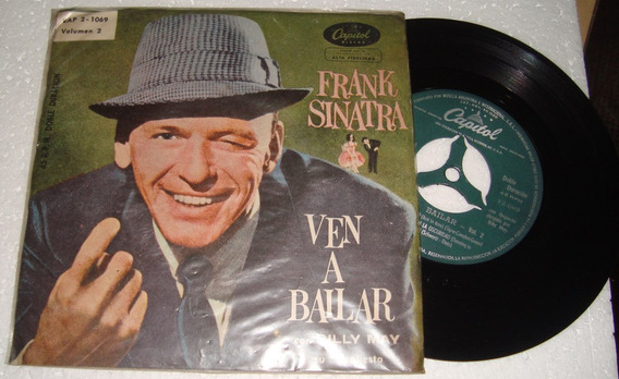 Frank Sinatra Ven A Bailar Simple Excelente / Kktus
