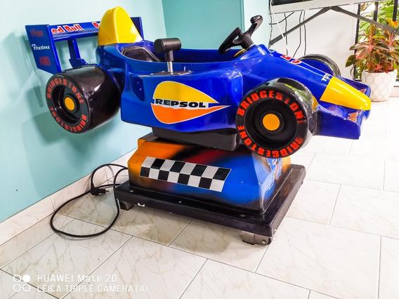 Venta De Carro Formula 1 Monedero Para Negocio Niños Excelen