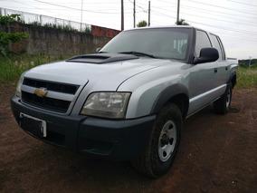 Chevrolet S10 2.8 Colina Cab. Dupla 4x4 4p 2010