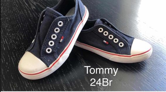 Tênis Infantil adidas, Tommy, Puma, Zara, All Star 24br