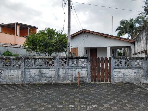 Casa Na Praia De Mongaguá Ref: 149 D