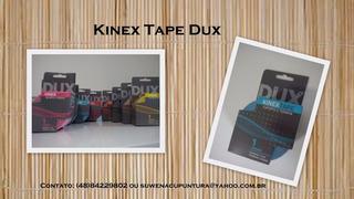 Kinex Tape Dux- 4 Unidades