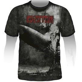 Camiseta Stamp Full Led Zepplin Tam Xgg Klaus