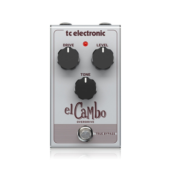 Pedal Tc Electronic El Cambo Overdrive - Pd0012