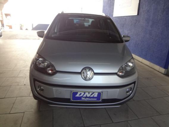 Volkswagen Cross Up! Imotion