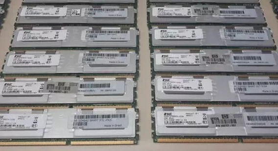 Memória Ddr2 Smart 2gb Pc2 5300f 555-11-e0 667mhz
