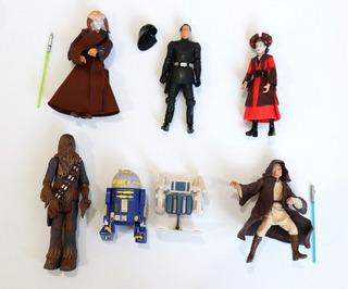 Droid Mdk - Lote 37 De Figuras De Star Wars