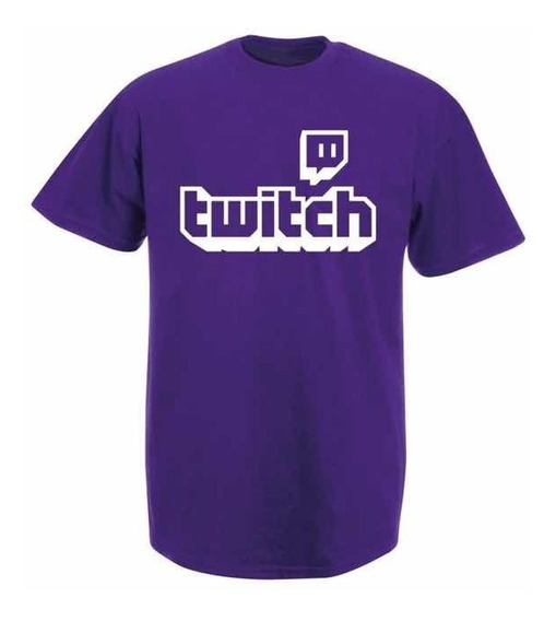 Remera Twitch Remera De Algodón Streamer