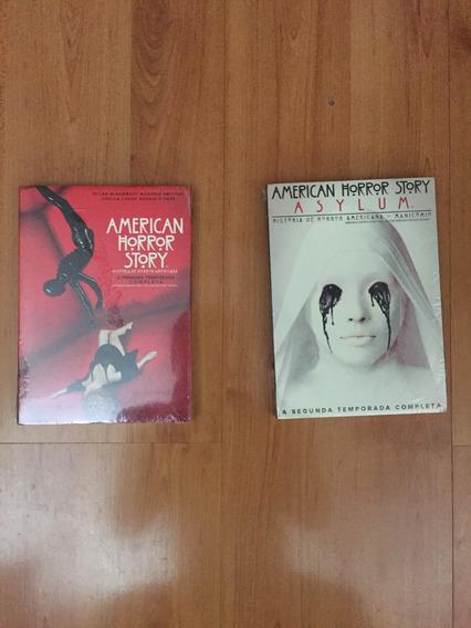 Dvds American Horror Story Temporada 1 E 2