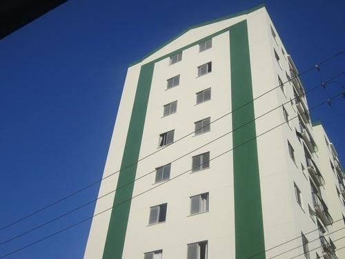 Imagem 1 de 24 de Apartamento A Venda No Bairro Macedo Em Guarulhos - Sp.  - 412-1