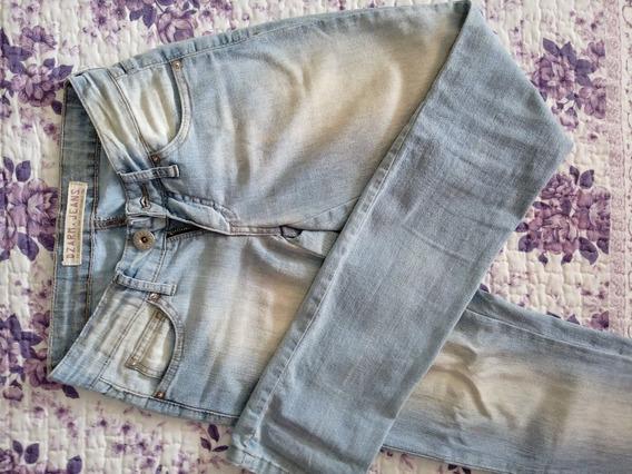 Calça Jeans Dzarm Claro Tamanho 36