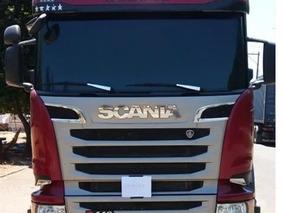 Scania Highline 440 6x2 Ano 2014 C/carreta Ls Di