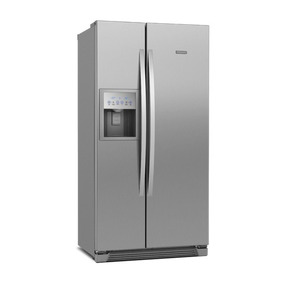 Refrigerador Side By Side Frost Free 504l Titanium Ss72x