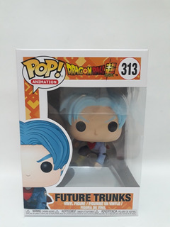Funko Pop Dragon Ball Super Future Trunks 313 Original