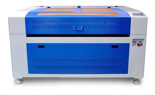 Grabadora Cortadora Laser Cnc Router 130x90 100w Reci 10000h
